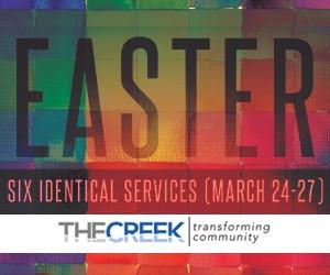 easter 2017 online church advertising