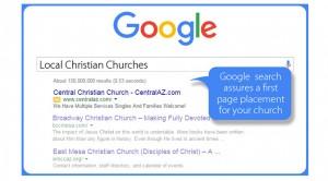google church search