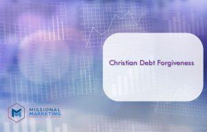 christian debt forgiveness