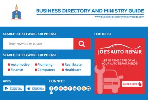 Church Business Directory Supports Stewardship Ministry