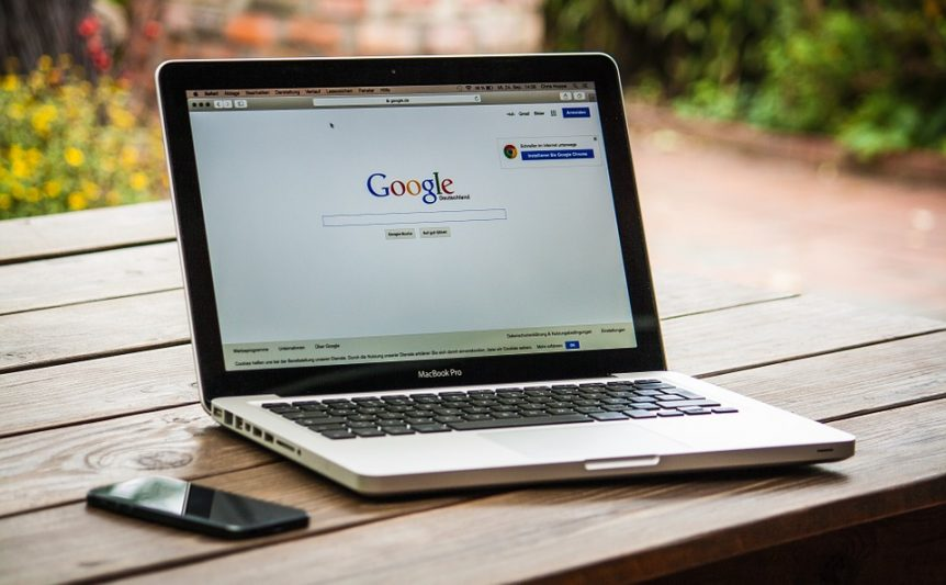 improve church google search results