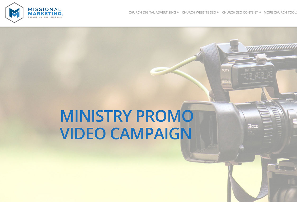 Ministry Promo Video