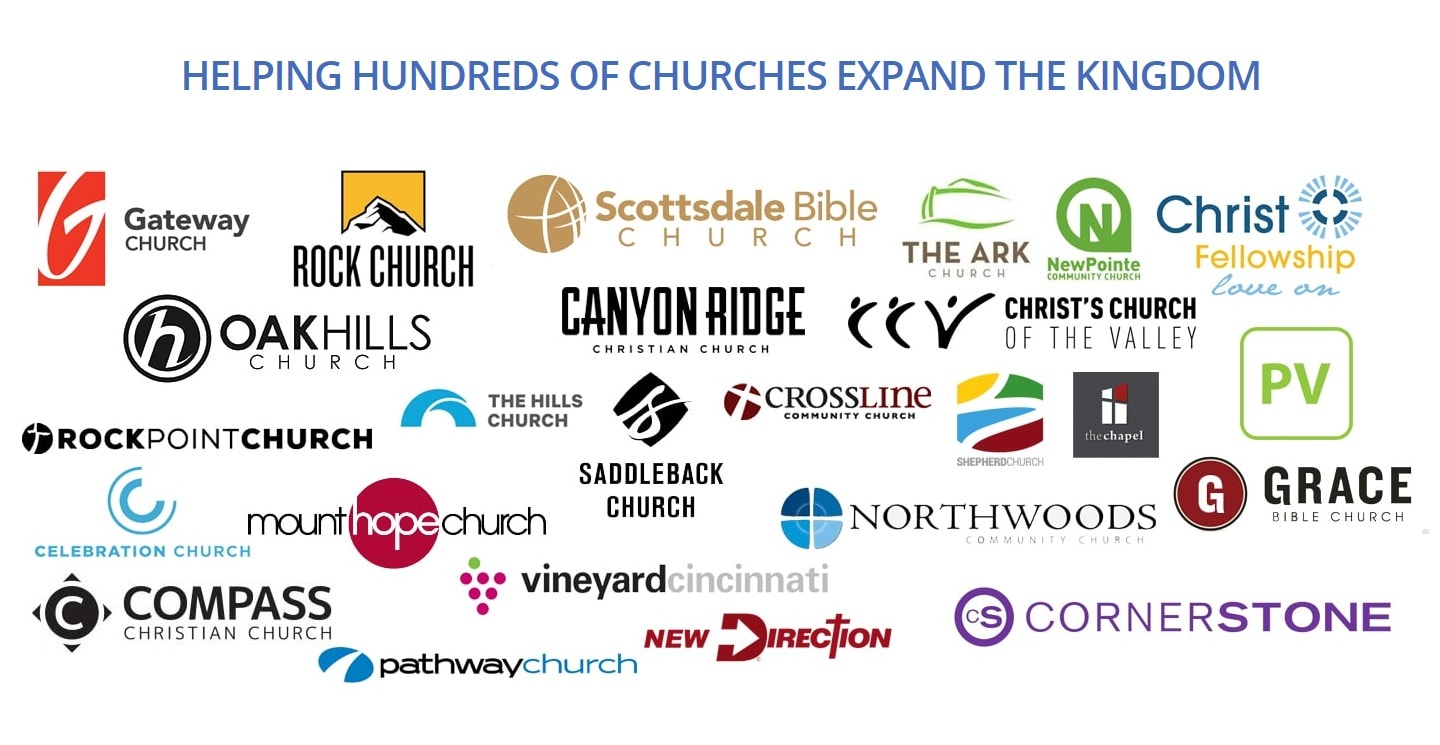 Serving Hundreds of Churches