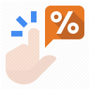 Clickthrough Rate Icon