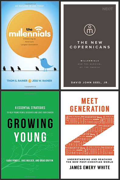 Millennial Outreach Book Comparison