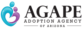 Agape Adoption Agency of Arizona Logo