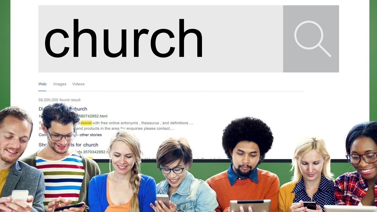 Church Growth Starts With a Click