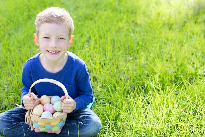 Unchurched families are open to being invited to church during Easter