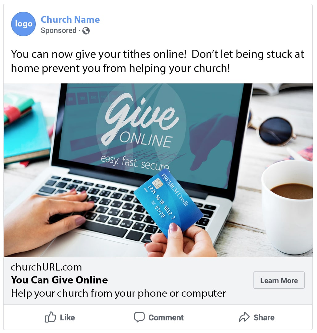 Keep on Tithing
