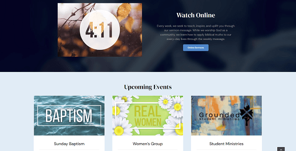Demo Site Screenshot #2